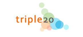 Sponsors / Partners: Triple 20