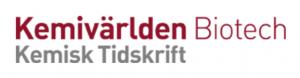 logo Kemivärlden Biotech, about transgenic cavendish, Fusariumwilt.org